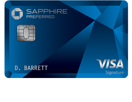 Chase Sapphire Preferred Image