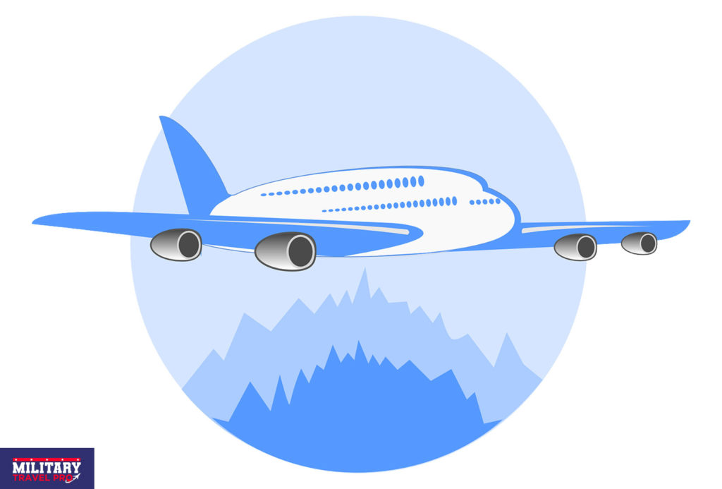 Free Military Flights with Space-A Travel Image