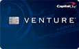 Capital One Venture Rewards Credit Card is a good alternative to The Military Star Card!