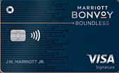Marriott Bonvoy Boundless Military Reward Travel